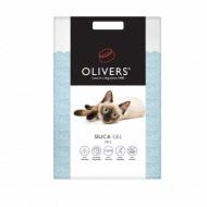 Oliver's SILICA GEL 10L biologiškai ekologiškas silikoninis kraikas