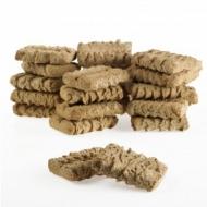 OLIVER'S BIG CRUNCHY BITES 10 kg (Traškūs sausainiai)