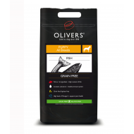 Olivers FISH GRAIN FREE PUPPY ALL BREEDS