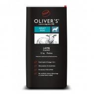 OLIVER'S ADULT DOG LAMB CLASSIC (Su ėriena)