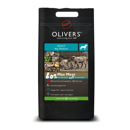 Olivers ORGANIC ALL AGES