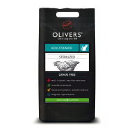 Olivers ADULT/SENIOR STERILIZED CAT GRAIN FREE