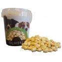 Olivers MINI ANIMAL BISCUITS GRAIN FREE 400 g (mini begrūdžiai sausainiai)