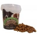 OLIVERS TRAINING BITES GRAIN FREE LAMB 500g (ėrienos skanėstas)