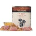 Hubertus Gold Dog Adult Turkey pure & Rice 800g