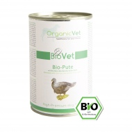 OrganicVet BioVet BIO TURKEY for dogs 400g