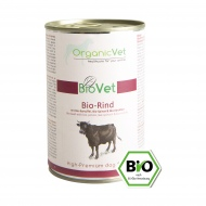 OrganicVet BioVet BIO BEEF for dogs 400g