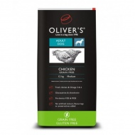 OLIVER'S ADULT DOG CHICKEN GRAIN FREE